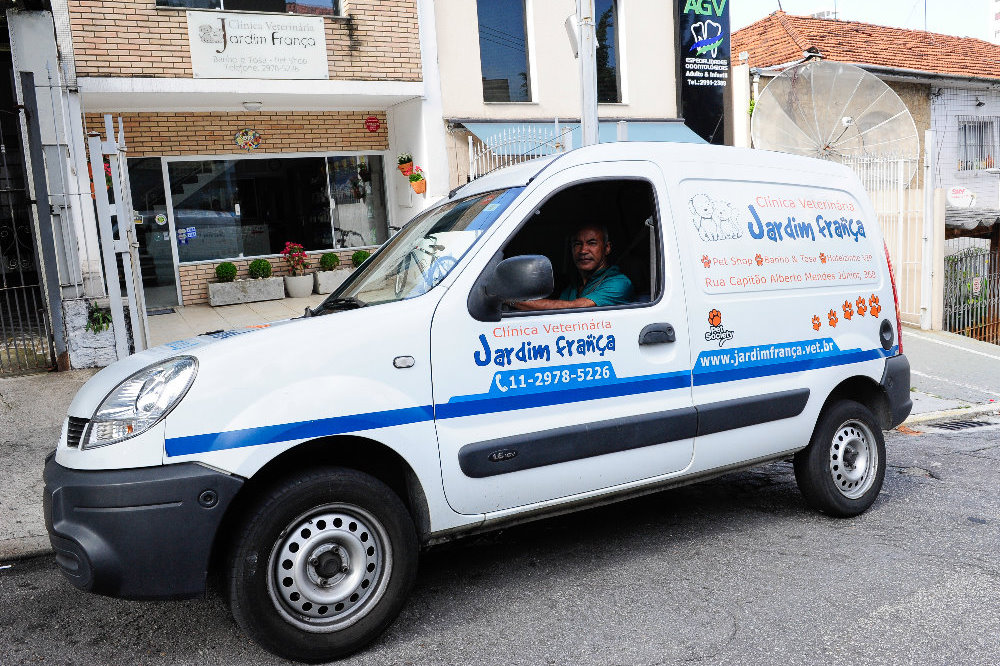 Clínica Veterinária Jardim França - Taxi Dog