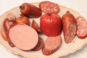 Alimentos Proibidos - Embutidos e Enlatados